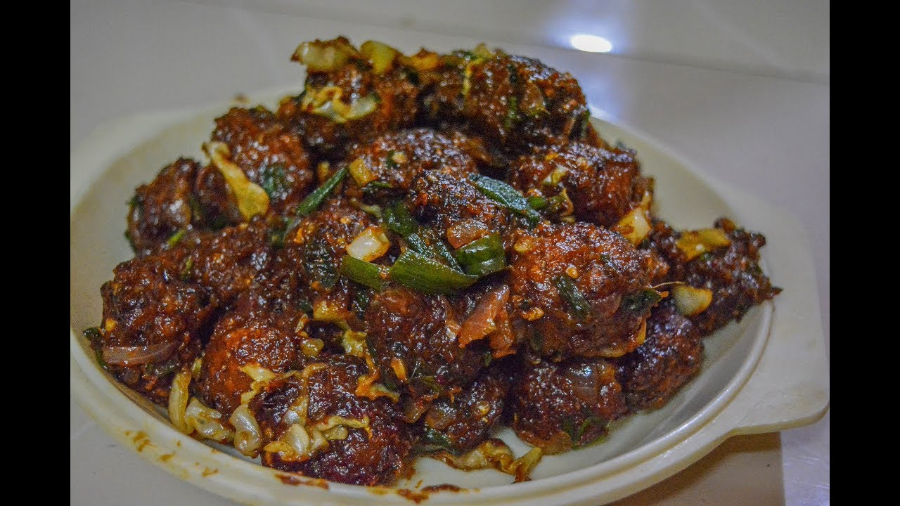 Veg manchurian maharashtrian veg manchurian maharashtrian recipes marathi recipes forumfinder Choice Image