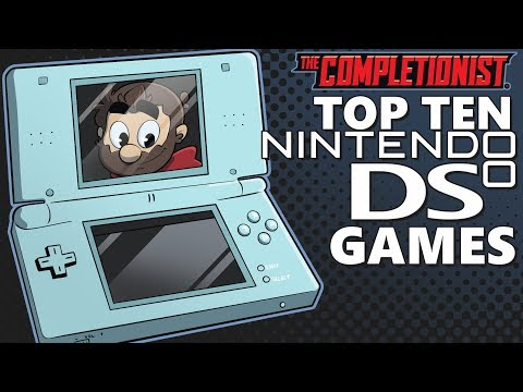 Top 10 Nintendo DS Games | The Completionist