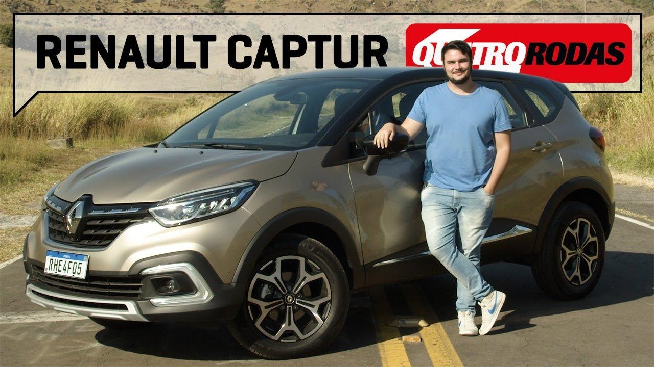 Renault Captur 2022: um SUV turbo mais rápido que o Sandero RS?   Quatro Rodas