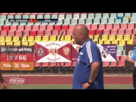 3.Spieltag RL Saison 15/16 BFC Dynamo - FC Carl Zeiss Jena
