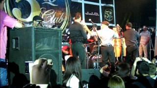 LA MAKINA EN CHILE !!!!!!  SALUDANDO A DJ POPEYE BOMBA