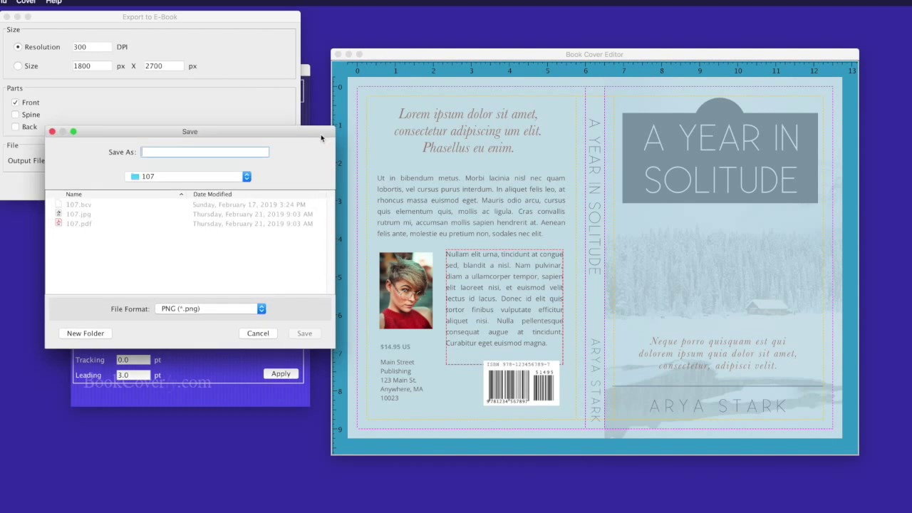 Bookcoverly Convert To Ebook You