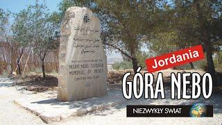Niezwykly Swiat - Jordania - Góra Nebo