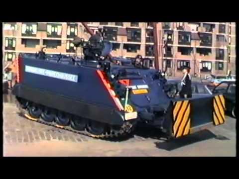 Koninklijke Marechaussee, brigade Rotterdam