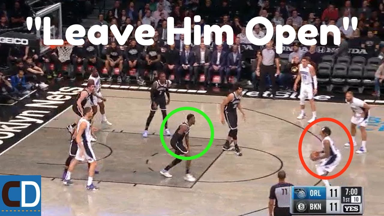 Why NBA Teams Should Study The Nets Defense