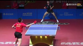 FULL MATCH | Ma Long vs Zhou Qihao | 2020 Marvellous 12