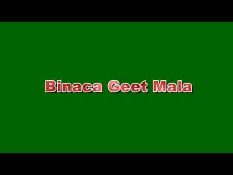 Binaca Geet Mala,1989,s Songs