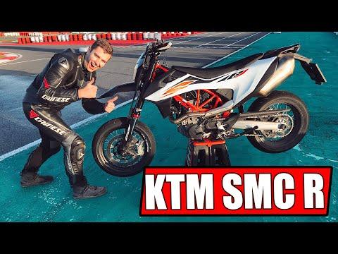 KTM SMCR  FIRST RIDE!