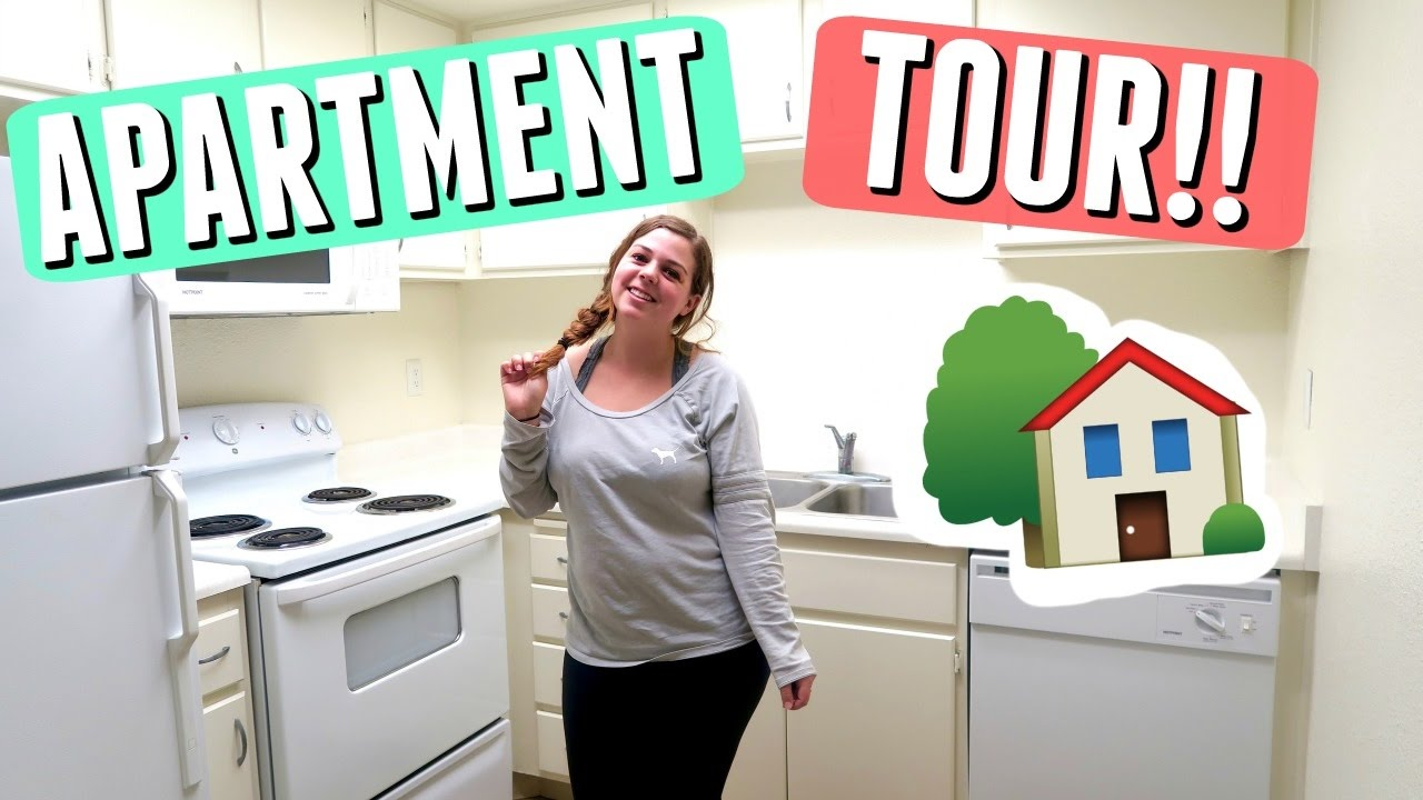 OUR FIRST APARTMENT! || Moving Into My New Apartment Day 2 Vlog!