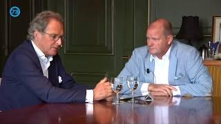 In Gesprek Met |  Afscheid Burgemeester van Den Bosch Ton Rombouts