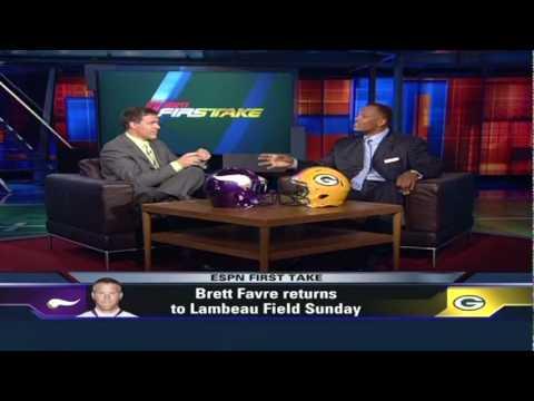 William Henderson on ESPN First Take