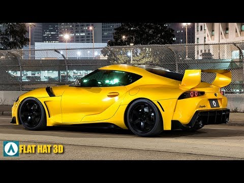 The 2020 Supra Toyota Should Have Made