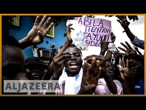 🇨🇩 DR Congo's disputed election result comes under the spotlight l Al Jazeera English