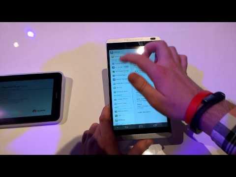 Huawei MediaPad M1 deutsch Hands-On | TBLT.de