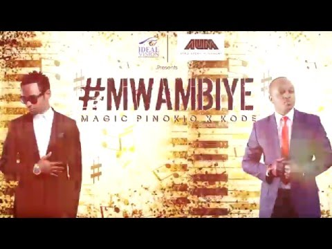 Mwambiye   Magic Pinokio X Kode Studio Session