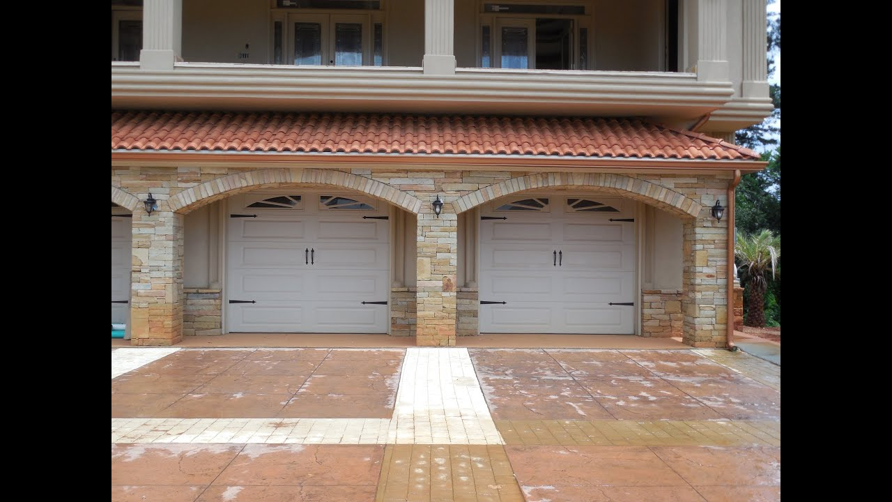 Many garage doors styles house plan home improvement for Garage door styles