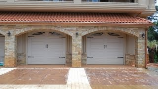 Many Garage Doors Styles. House Plan. Home Improvement, Building Houses, Custom Homes, House Plan