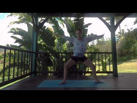 (Take10's) 14-Day Challenge #7 - Chandra Namaskar (Moon Salutations)