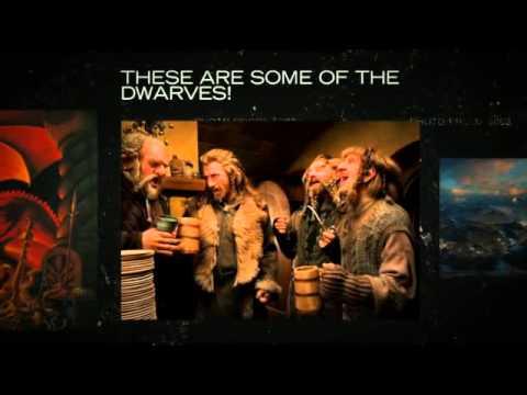 Hobbit Book Trailer