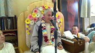 Бхагавад Гита 3.33 - Чайтанья Чандра Чаран прабху