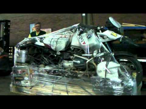 South East Coast of Argentina to Buenos Aires - Adventure Motorcycling finale .mpeg