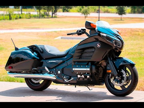 ctx1300 vs honda goldwing f6b test ride review funnycat tv. Black Bedroom Furniture Sets. Home Design Ideas