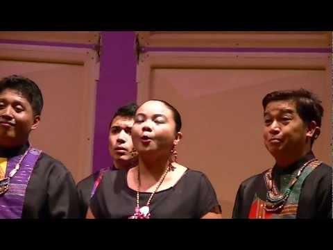 UP Concert Chorus 2012 Minnesota Tour: My Souls