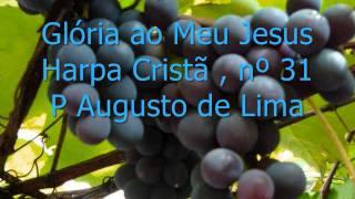 vuclip Harpa Cristã, nº 31 Glória ao Meu Jesus