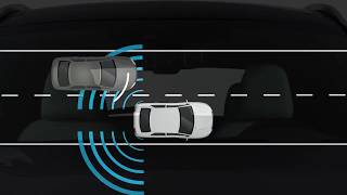2019 INFINITI QX50 - Blind Spot Warning and Blind Spot Intervention® Systems (if so equipped)