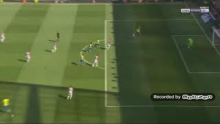 Brasile - Croazia 2-0 - Gol di Firmino