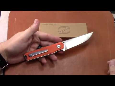 Stedemon BP02 Budget Folding Knife Overview and Disassembly