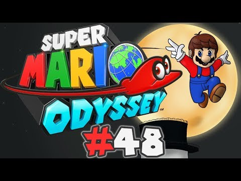 Let's Play Super Mario Odyssey - 48 - Grabing some food
