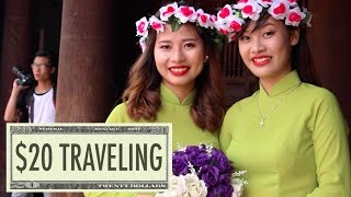 Hanoi, Vietnam: Traveling for $20 A Day - Ep 13