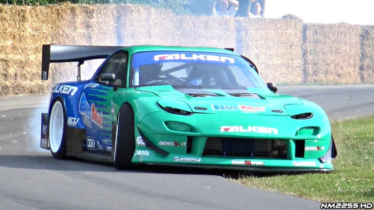 Mazda RX7 FD3S with SR20DET Engine Swap! - Sounds Better Than a Rotary?!