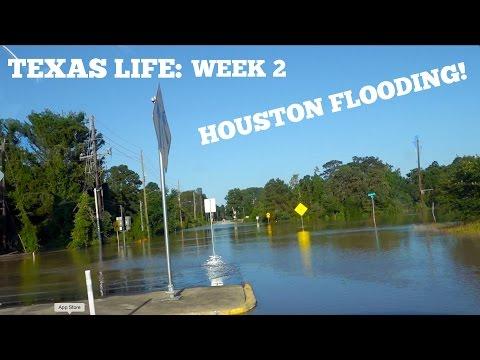 TEXAS LIFE: Houston Flooding and Hockey Tournaments! (Episode 2)
