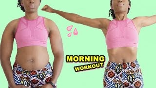 10 MIN MORNING WORKOUT ROUTINE || The Most Effective to Get Fit - Home Workout Without Equipment