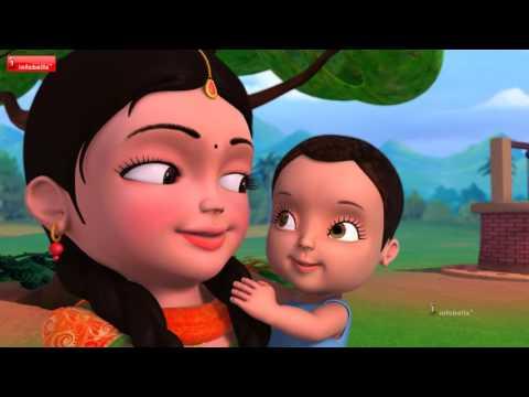 Baby Song | Kannada Rhymes for Children | Infobells
