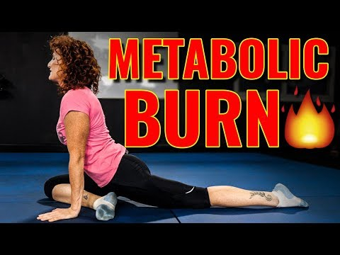 Metabolic Stretching Stretching for Increased FAT LOSS