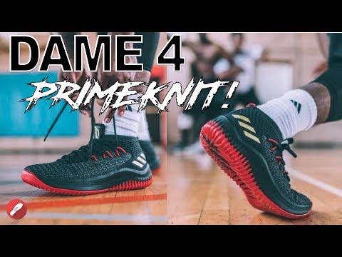 adidas-dame-4-primeknit!!