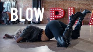 Gambar cover BLOW - Ed Sheeran (with Chris Stapleton & Bruno Mars)-Choreography by Marissa Heart-Heartbreak Heels
