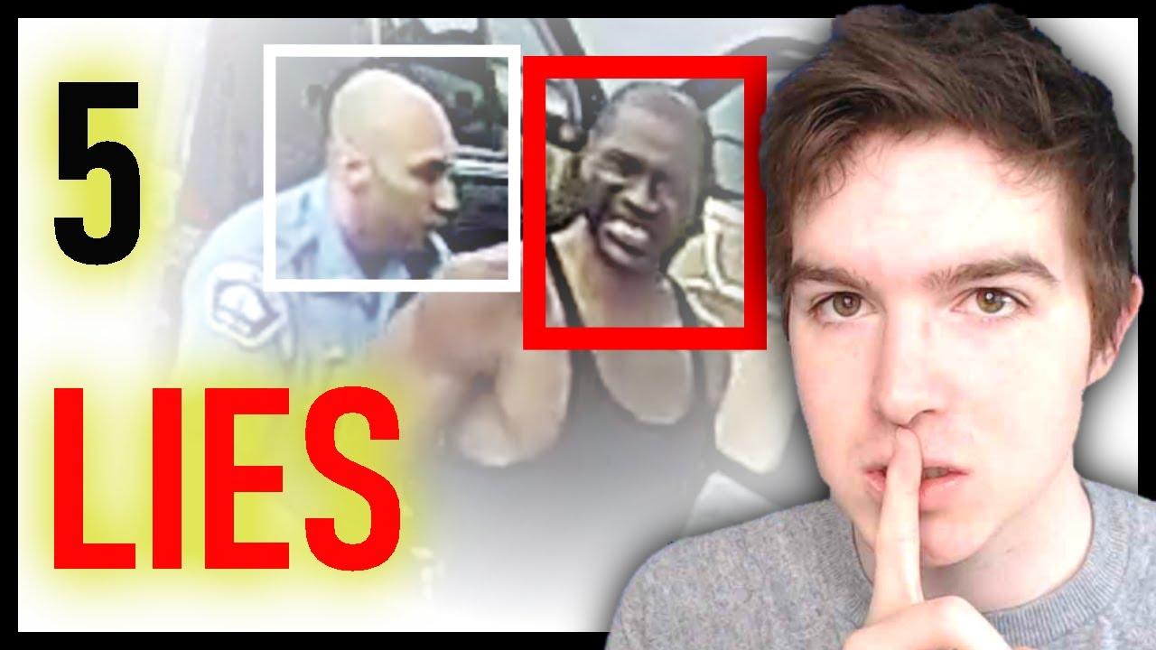 5 Lies about George Floyd