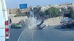 Malta Accident CRASH