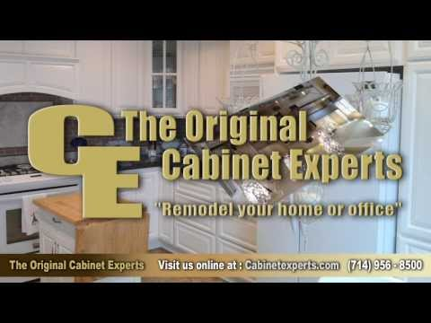 The Original Cabinet Experts in Anaheim California