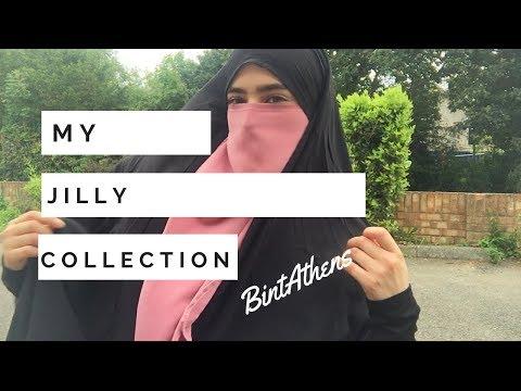 My Jilbab (JILLY)  Collection So Far....