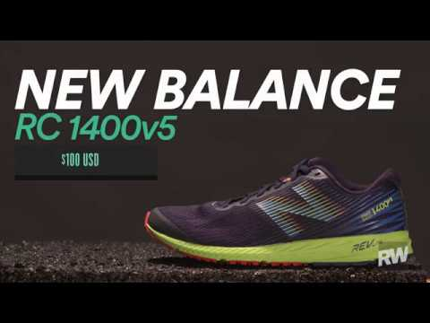 new products 08402 cb2c6 2017 Summer Shoe Guide: New Balance RC 1400v5