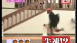 Crazy Treadmill Japanese Game.flv