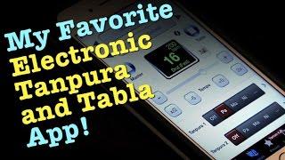 iTabla Pro Demo: The best electronic Tanpura & Tabla App!