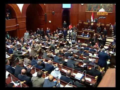 الأعضاء المعينون بمجلس الشورى يؤدون اليمين الدستورى