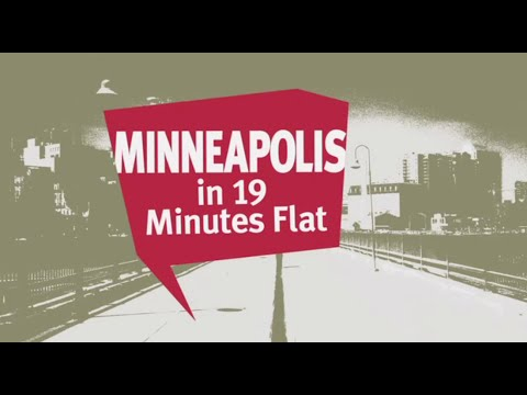 Trailer - Minneapolis in 19 Minutes Flat