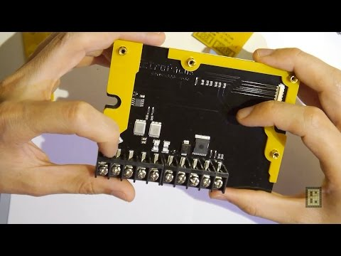 Solar BMS Hardware